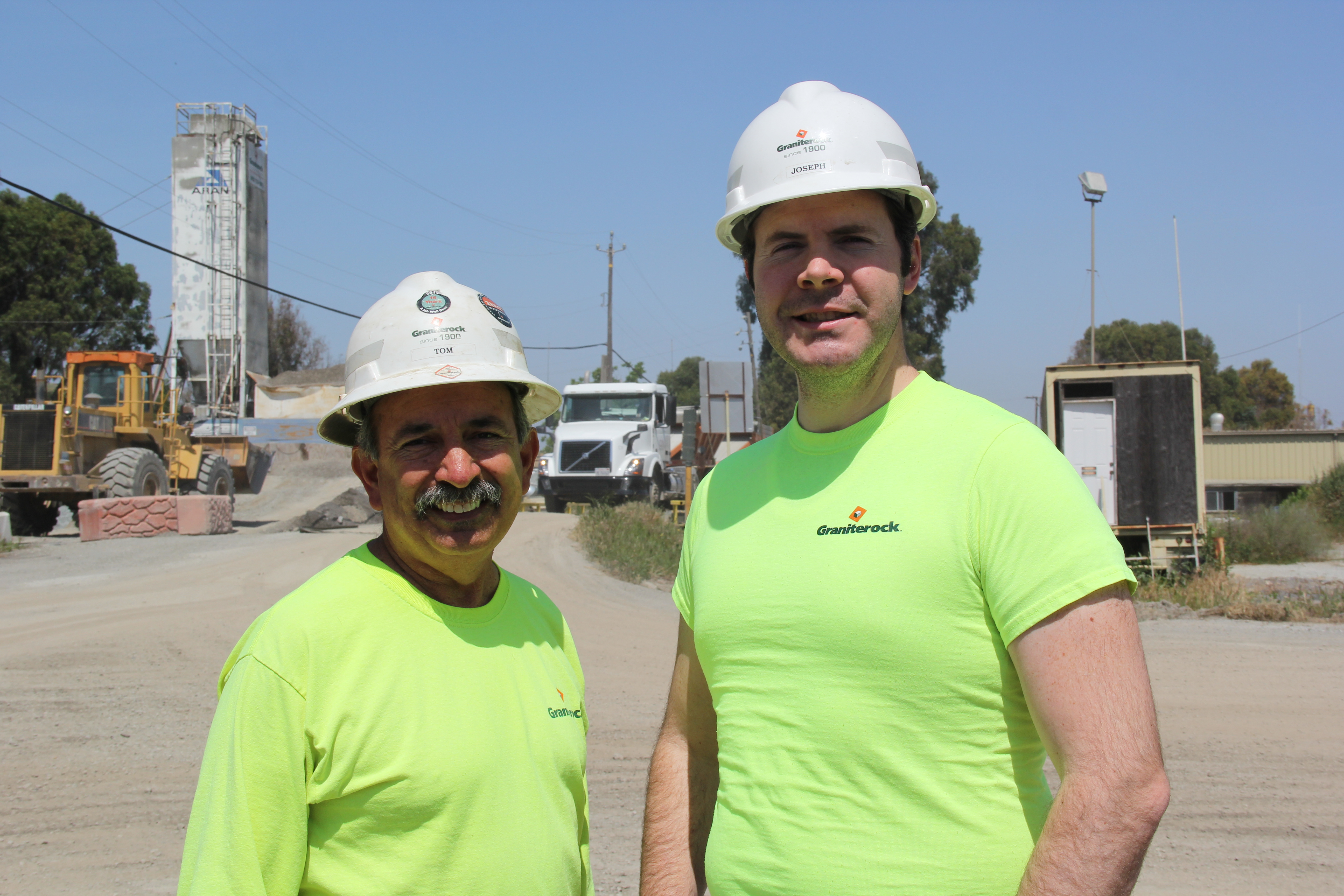 Two-man team crushes recycling business