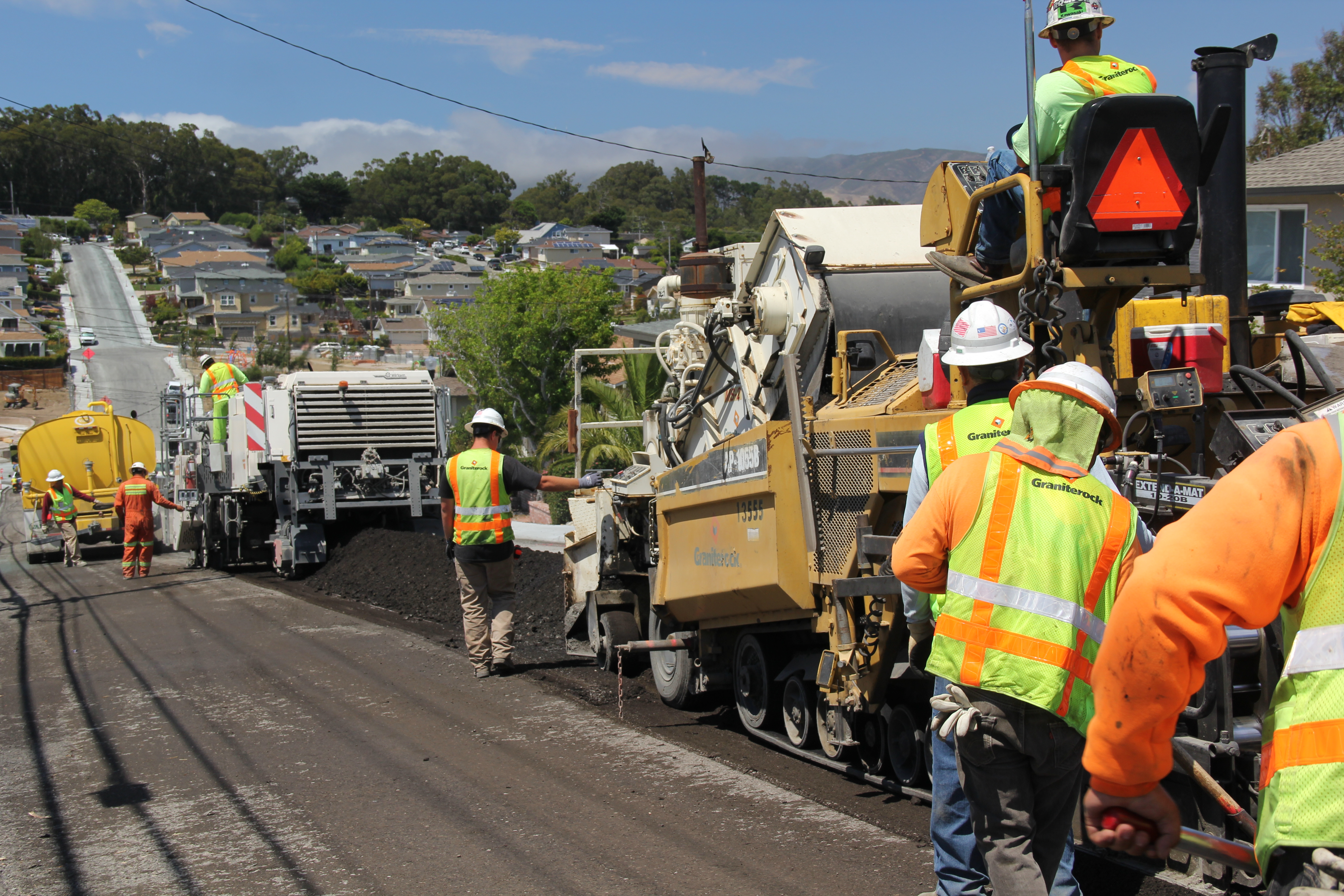 Rebuilding San Bruno