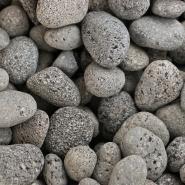 Link to Beach Lava Stone Black