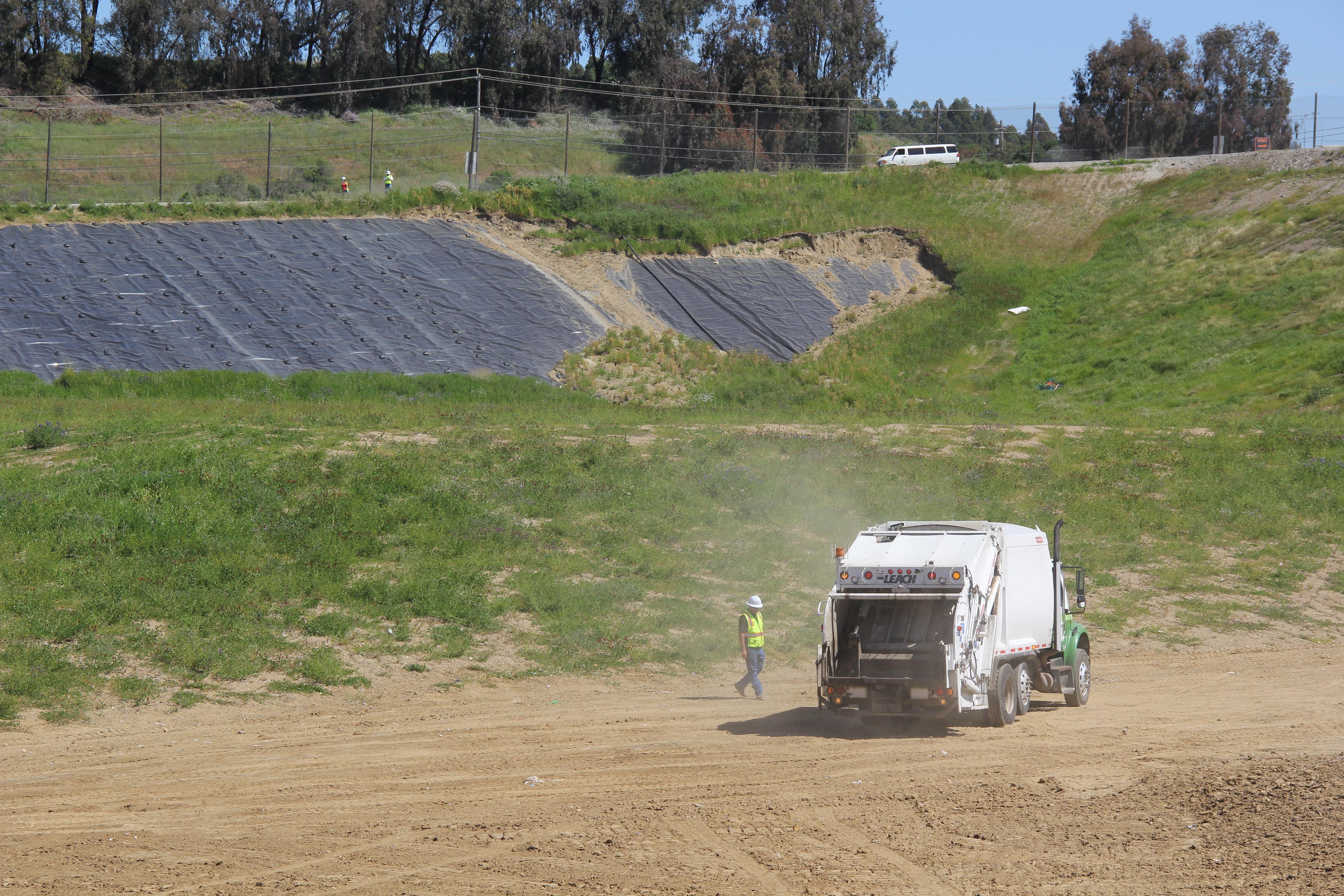 Graniterock extends life of Santa Cruz County landfill