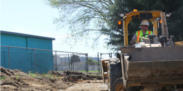 Link to read full article 'Graniterock lends more than a hand for Pajaro community garden'