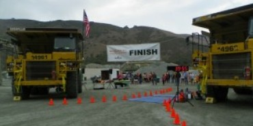 Link to read full article 'Rock & Run at A.R. Wilson Quarry'