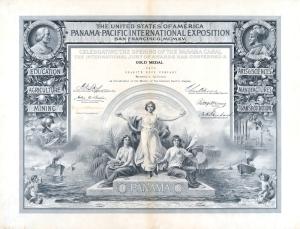 world-fair-certificate