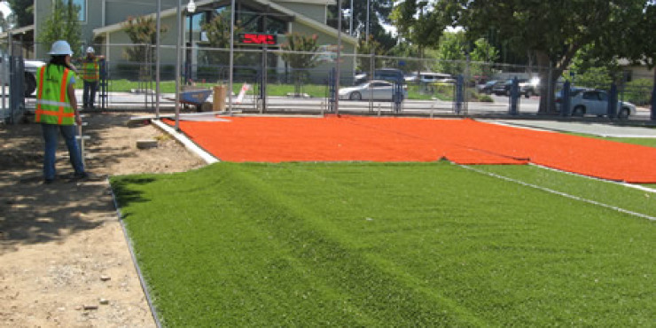 Synthetic Turf Projects