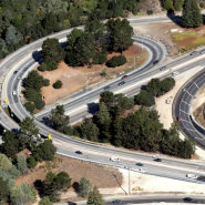 Thumbnail navigation item to preview Highway 1/17 Merge Lanes image