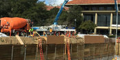 Thumbnail navigation item to preview New building at Stanford University  image