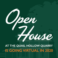 Link to Quail Hollow Virtual Open House & Fundraiser 2020