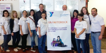 Link to read full article 'Graniterock People pitch in to make a difference'