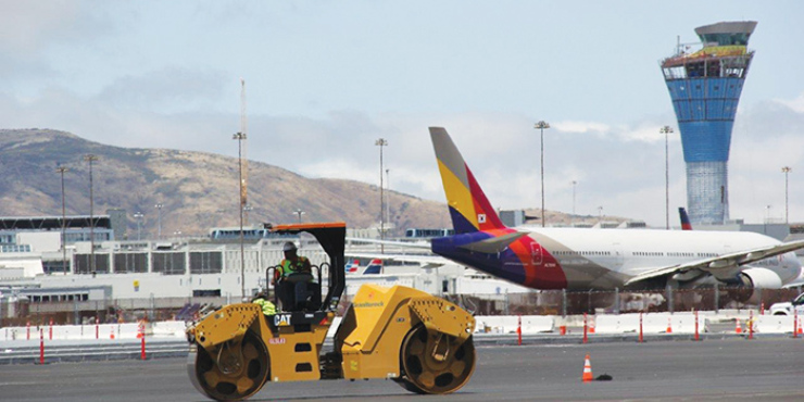Great Projects: Major win for SFO joint venture Runway Safety Area project with early finish