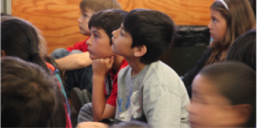 Link to read full article 'Science Day at Cerra Vista School'