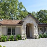 Thumbnail navigation item to preview Building Materials team puts finishing touch on Danville home with Natural Stone image