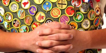 Link to read full article 'Graniterock Believes in Eagle Scouts'