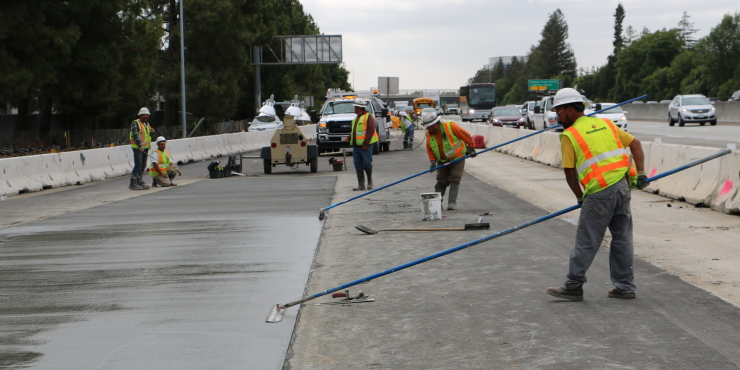 Improving freeway access to fit more tech traffic