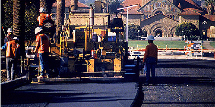 Palm Drive Reconstruction