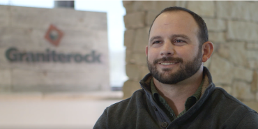 Link to read full article 'Graniterock's Mike McGrath accepts Associate Leadership Award'