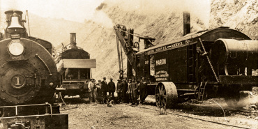 Link to read full article 'Happy 115th birthday to Graniterock'