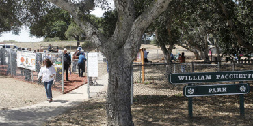 Link to read full article 'Graniterock Celebrates One Year Anniversary of Pachetti Dog Park'