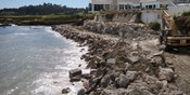 Thumbnail navigation item to preview Pebble Beach Sea Wall image