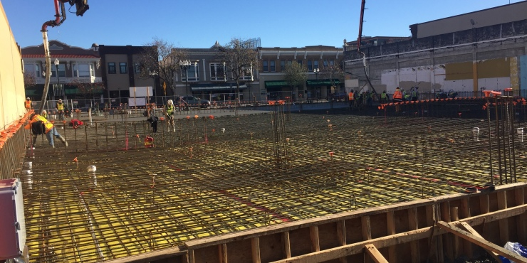 Concrete team steps up with 1,100 yards for Watsonville project
