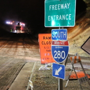 Thumbnail navigation item to preview Paving Interstate 280: A true test of team work, communication and grit image