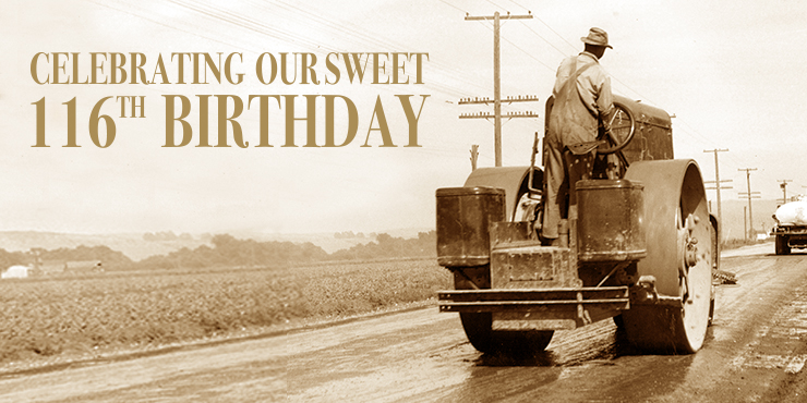 Graniterock birthday