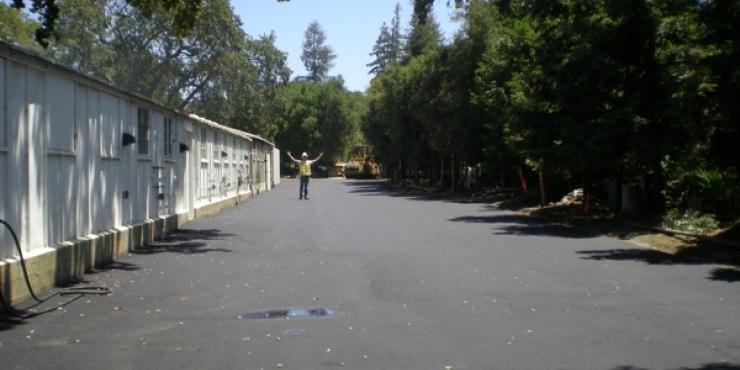 Menlo Park School Gymnasium