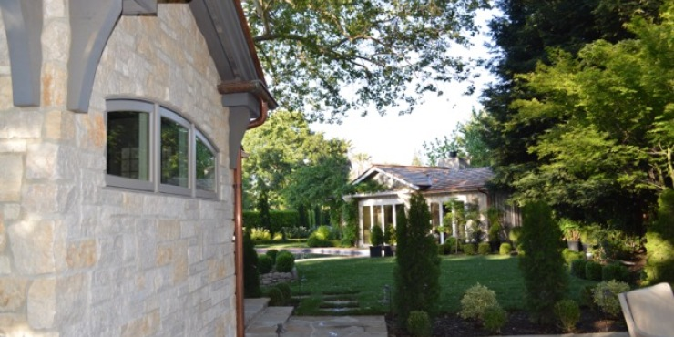 Building Materials team puts finishing touch on Danville home with Natural Stone