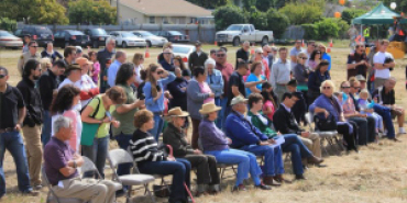 Link to read full article 'Pajaro Park Ground Breaking'