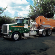 Link to Truck and Rail Transport Services