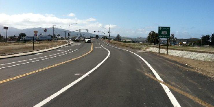 Airport Boulevard Interchange East