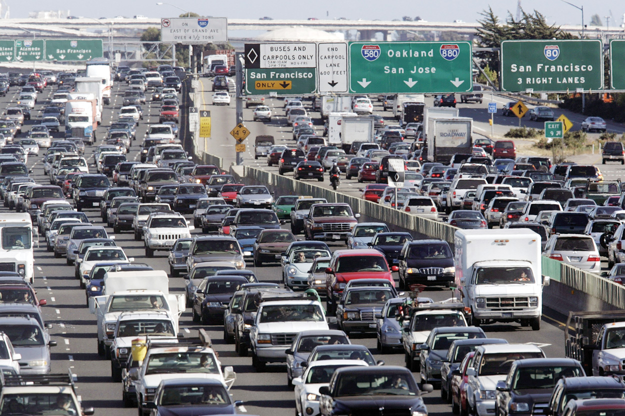 Mr. Roadshow: Taxing ourselves to fix the traffic problems