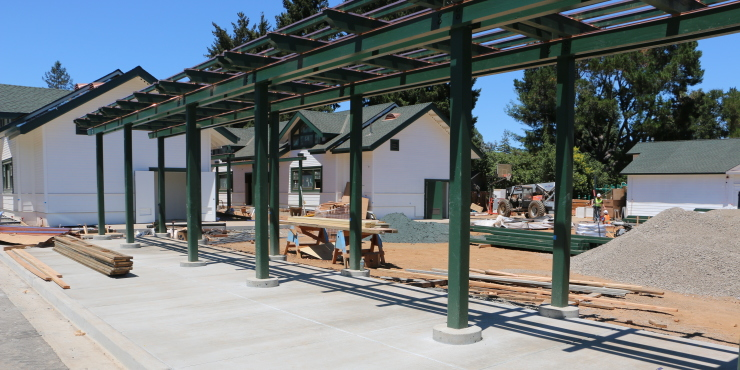 Los Altos school modernization project completed before bell rings