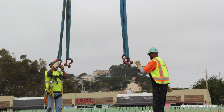 Building new bridge in Pacifica means balancing delicate needs of nature