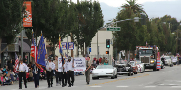 Link to read full article 'Graniterock shows Veteran's Day spirit'