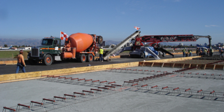Mineta San Jose International Airport, Whiskey Extension