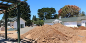 Thumbnail navigation item to preview Los Altos school modernization project completed before bell rings image