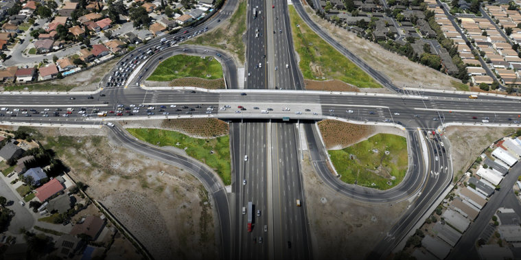 Capitol Expressway interchange wins Project of the Year