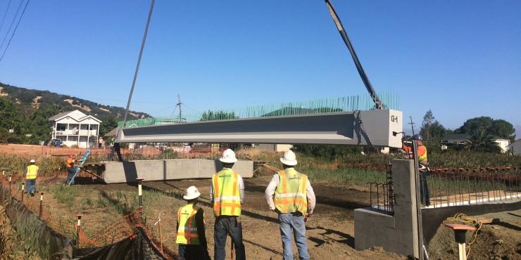 New bridge for city of Martinez