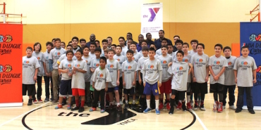Link to read full article 'Professional Basketball Players Lead Watsonville Leadership Workshop'