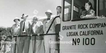 Link to history of Graniterock in the 1950s