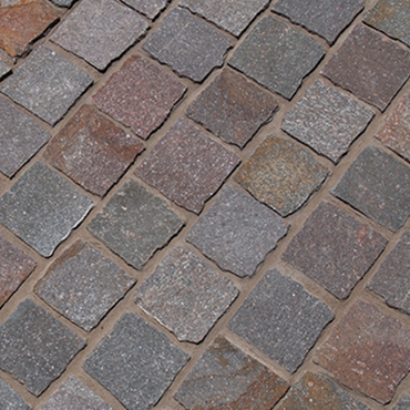 Link to Cobbles and Natural Stone Pavers